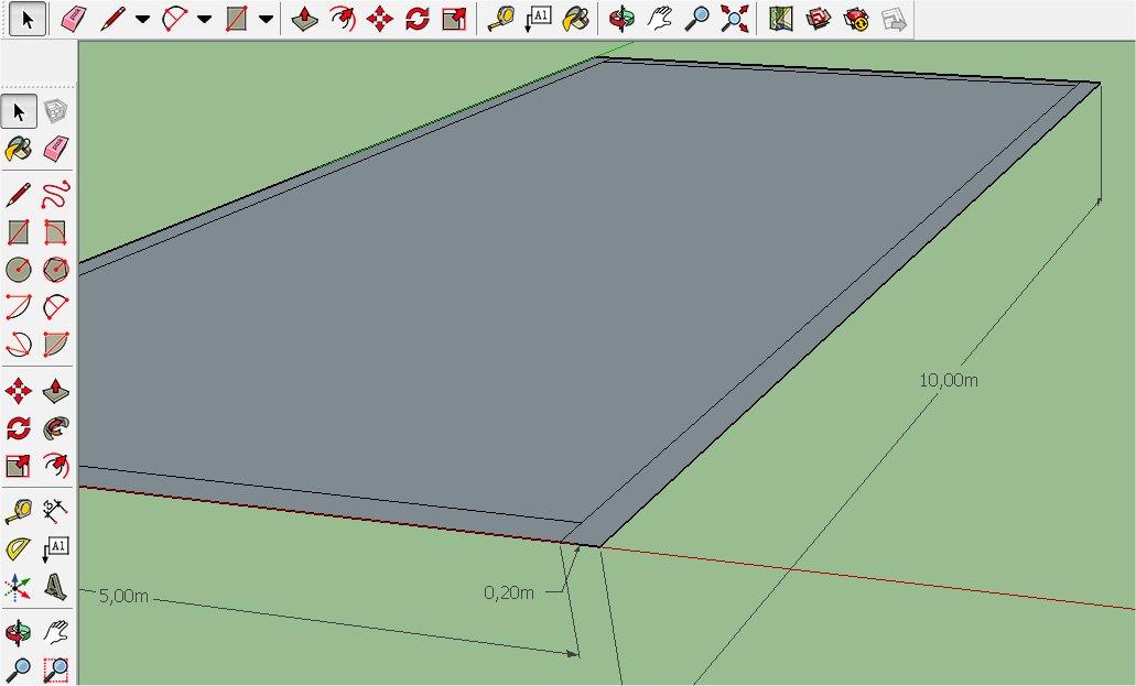 3d ontwerp sketchup for 3d tekenen op computer